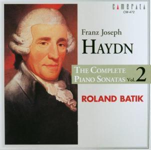 Sämtliche Klaviersonaten Vol.2, Roland Batik
