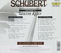 Sämtliche Klaviersonaten,Vol.3 - Produktdetailbild 1
