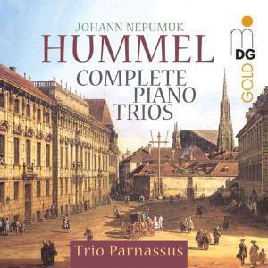 Sämtliche Klaviertrios, Trio Parnassus