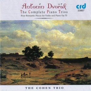 Sämtliche Klaviertrios, Cohen Trio