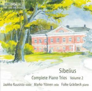 Sämtliche Klaviertrios Vol.2, Jaakko Kuusisto