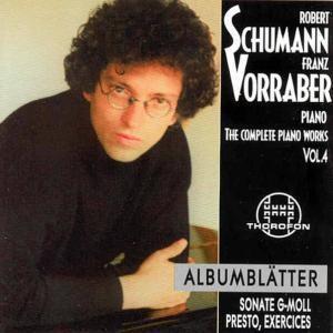 Sämtliche Klavierwerke, Franz Vorraber