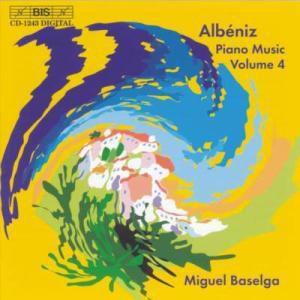 Sämtliche Klavierwerke Vol. 4, Miguel Baselga