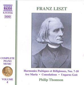 Sämtliche Klavierwerke Vol.4, Philip Thomson