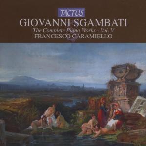 Sämtliche Klavierwerke Vol. 5, Francesco Caramiello