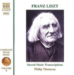 Sämtliche Klavierwerke Vol.9, Philip Thomson