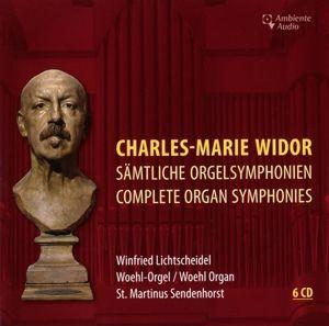 Sämtliche Orgelsymphonien, Winfried Lichtscheidel