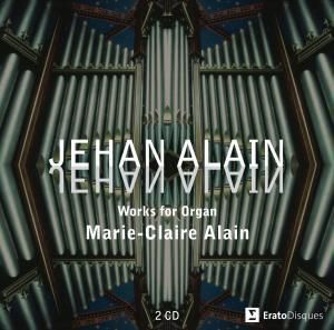 Sämtliche Orgelwerke, Marie-Claire Alain