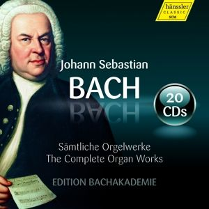 Sämtliche Orgelwerke, Johann Sebastian Bach