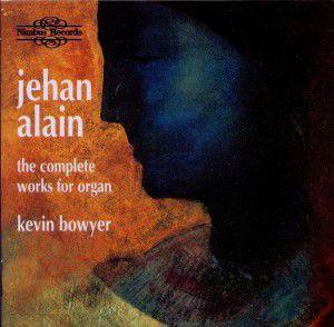 Sämtliche Orgelwerke (Ga), Kevin Bowyer