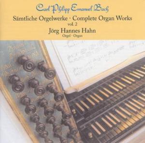 Sämtliche Orgelwerke Vol.2, Jörg-Hannes Hahn