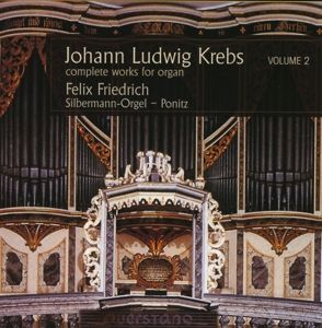Sämtliche Orgelwerke Vol.2, Felix Friedrich