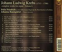 Sämtliche Orgelwerke Vol.6 - Produktdetailbild 1