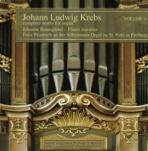 Sämtliche Orgelwerke Vol.6, Felix Friedrich, Johanna Baumgärtel