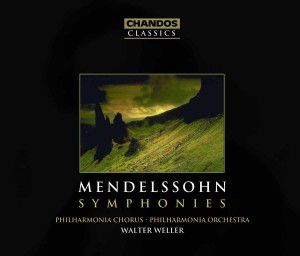 Sämtliche Sinfonien, Walter Weller, Philharmonia Orchestra & Chorus