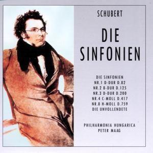 Sämtliche Sinfonien (Ga), Philharmonia Hungarica