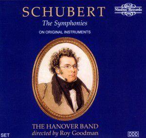 Sämtliche Sinfonien (Ga), Roy Goodman, Hanover Band