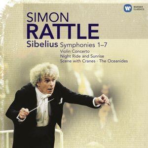 Sämtliche Sinfonien (Ga), Simon Rattle, Cbso