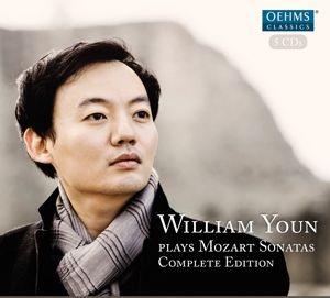 Sämtliche Sonaten, William Youn
