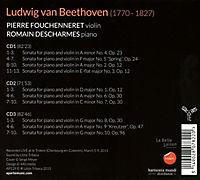 Sämtliche Sonaten Für Piano & Violine - Produktdetailbild 1