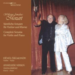 Sämtliche Sonaten Für Violine, Denes Zsigmondy