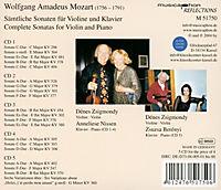 Sämtliche Sonaten Für Violine - Produktdetailbild 1