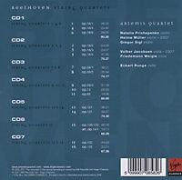 Sämtliche Streichquartette 1-16 (Ga) - Produktdetailbild 1