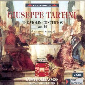 Sämtliche Violinkonzerte Vol.10, Giovanni Guglielmo