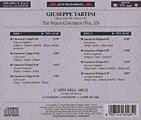 Sämtliche Violinkonzerte Vol.13 - Produktdetailbild 1