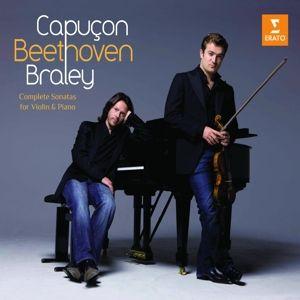 Sämtliche Violinsonaten 1-10 (Ga), Renaud Capucon, Frank Braley