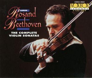 Sämtliche Violinsonaten, Aaron Rosand