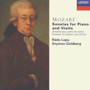 Sämtliche Violinsonaten (Ga), Szymon Goldberg, Radu Lupu