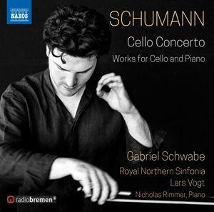 Sämtliche Werke Für Cello, Gabriel Schwabe, Nicholas Rimmer, Lars Vogt
