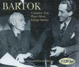 Sämtliche Werke Für Klavier, György Sandor