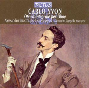 Sämtliche Werke für Oboe, Alessandro Baccini
