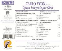 Sämtliche Werke Für Oboe (Ga) - Produktdetailbild 1