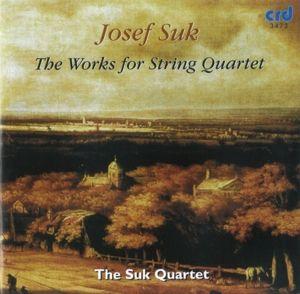 Sämtliche Werke Für Streichquartett (Ga), Suk Quartet