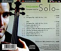 Sämtliche Werke Für Violine Solo (Ga) - Produktdetailbild 1