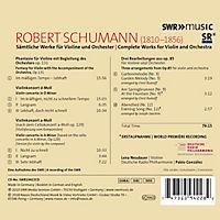 Sämtliche Werke Für Violine Und Orchester - Produktdetailbild 1