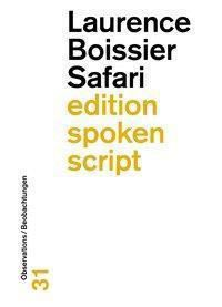 Safari - Laurence Boissier |