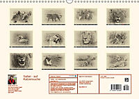Safari - auf Katzensuche (Wandkalender 2019 DIN A3 quer) - Produktdetailbild 13