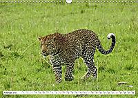 Safari Nijema - Unterwegs in der Masai Mara (Wandkalender 2019 DIN A3 quer) - Produktdetailbild 2