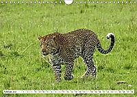Safari Nijema - Unterwegs in der Masai Mara (Wandkalender 2019 DIN A4 quer) - Produktdetailbild 2