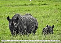 Safari Nijema - Unterwegs in der Masai Mara (Wandkalender 2019 DIN A2 quer) - Produktdetailbild 8