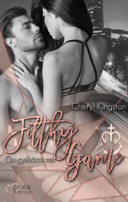 Safe Harbor: Filthy Game: Du gehörst mir, Cheryl Kingston