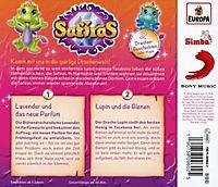 Safiras - Lavender und das neue Parfüm / Lupin und die Bienen, 1 Audio-CD - Produktdetailbild 1