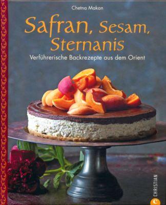 Safran, Sesam, Sternanis - Chetna Makan |