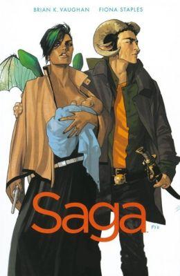 Saga, deutsche Ausgabe