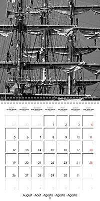 Sailing Dreams (Wall Calendar 2019 300 × 300 mm Square) - Produktdetailbild 8