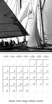 Sailing Dreams (Wall Calendar 2019 300 × 300 mm Square) - Produktdetailbild 2